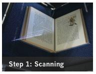 Scanning Step 1