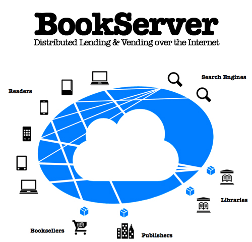 bookserver diagram