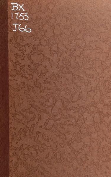 """Evan M. (Evan Malbone), 1791-1865 Johnson - """"The communion of saints"""" : a discourse delivered in St. Michael's Church, Brooklyn, N.Y., on Sunday, the 26th of March, A.D. 1848"""