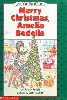 Cover of: Merry Christmas, Amelia Bedelia   Peggy Parish