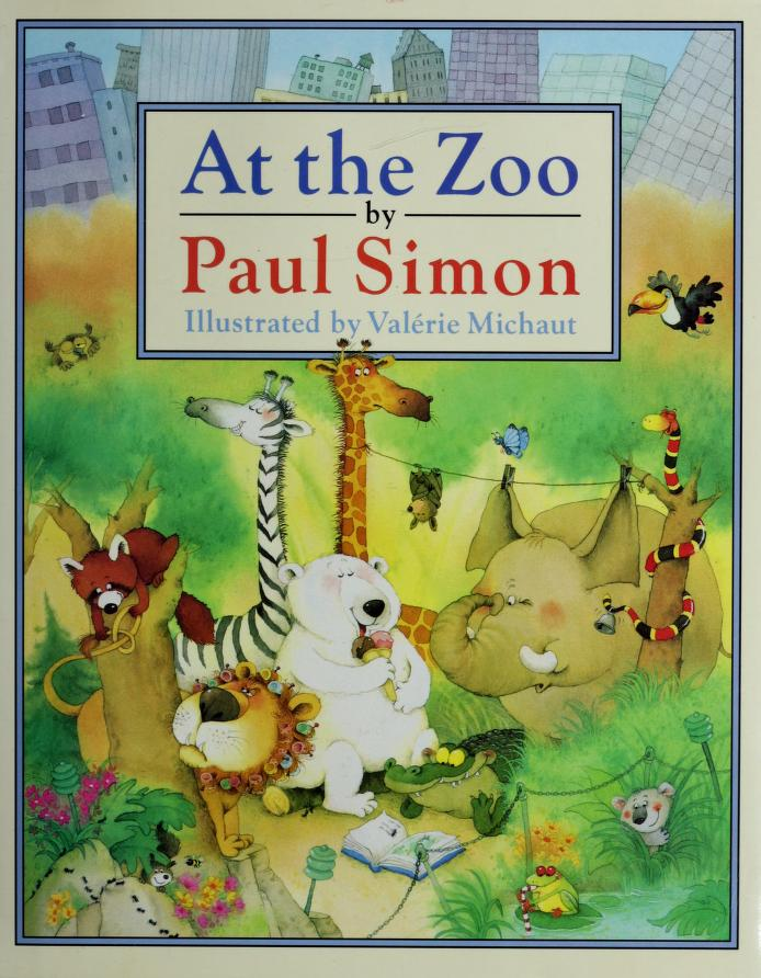 At the zoo by Simon, Paul