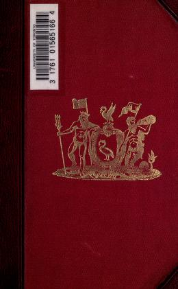 Cover of: Memorials of Liverpool, Volume 1 | James Allanson Picton