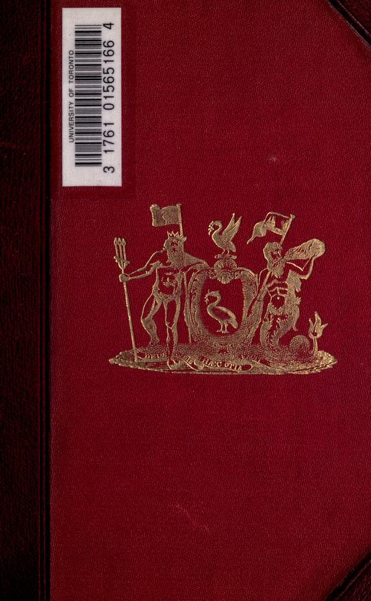 Memorials of Liverpool, Volume 1 by James Allanson Picton